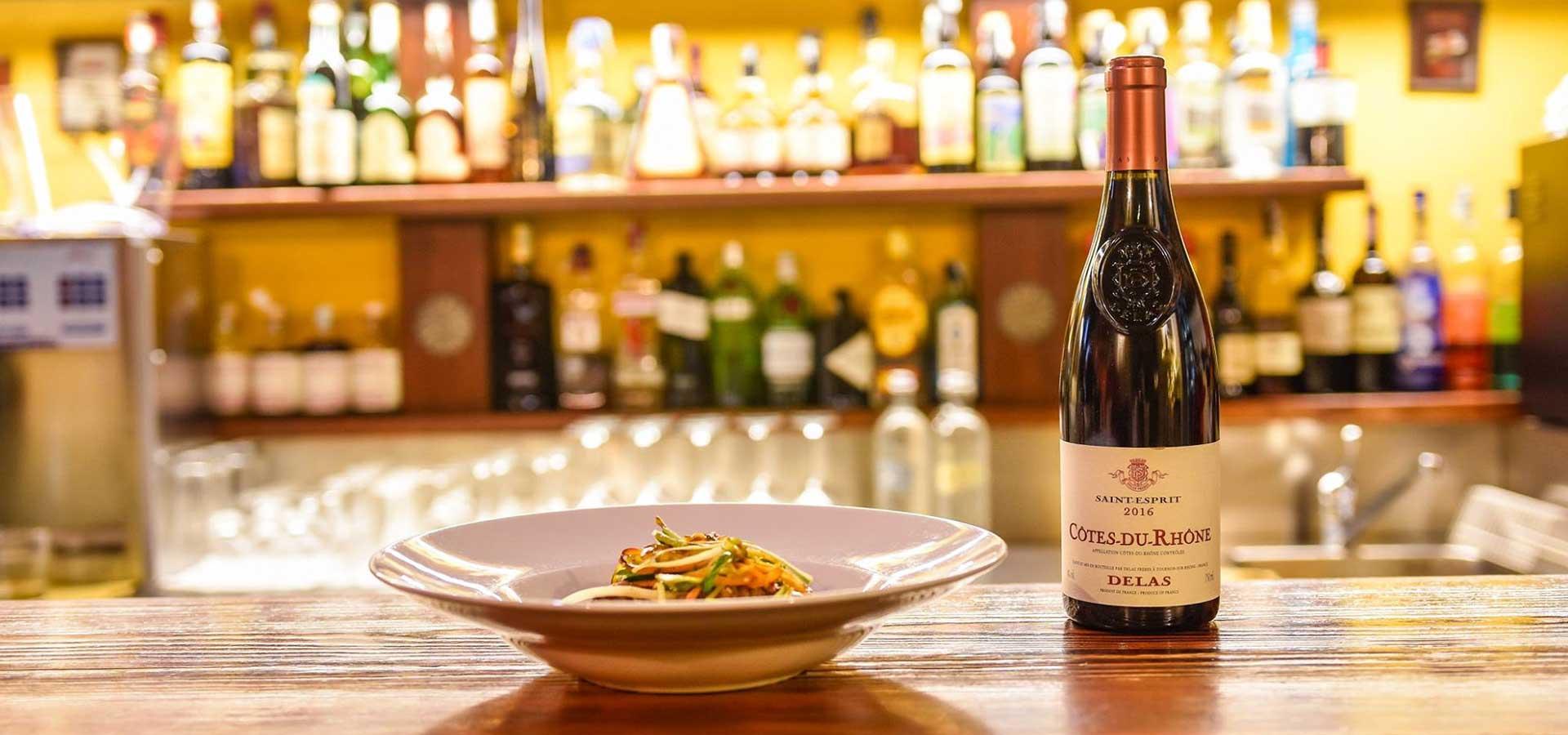 L'abbinamento cibo-vino di Pasquale #7